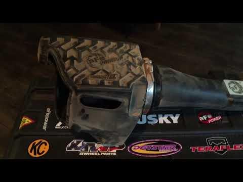 AFE Power intake Momentum Jeep JKU