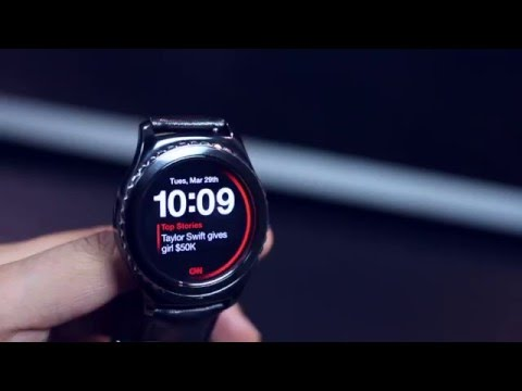 Samsung Gear S2 Watch Faces - Everything you need to know!