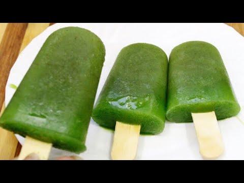कच्चे आम की चटपटी खट्टी मीठी चुस्की रेसिपी इन हिन्दी / raw mango popsicle