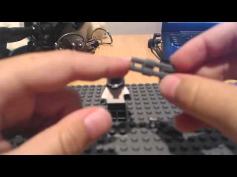 How to make very very lego shotguns for minifigs