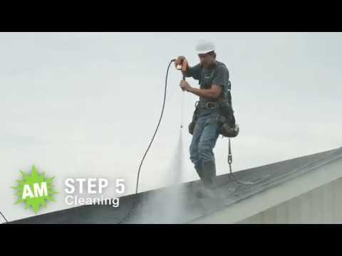 Metal Roof Waterproofing by AM Waterproofing Solutions