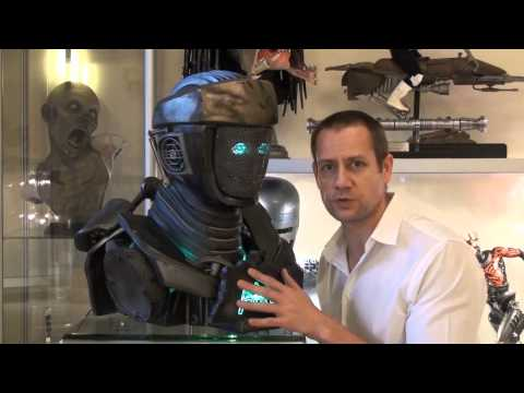 Sideshow Collectibles Life-Size Atom from Real Steel