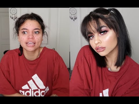 FROM BUM TO BADDIE (A FUNNY GRWM)