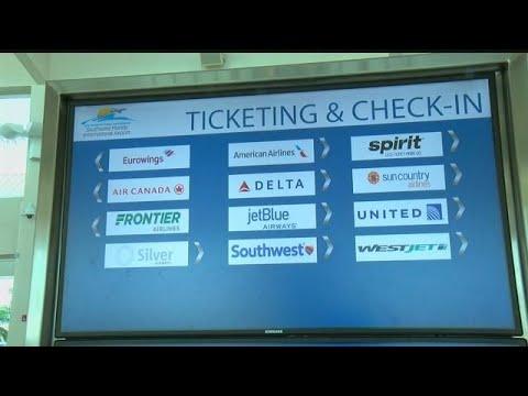 Direct flights to Europe make a return to Southwest Florida International Airport