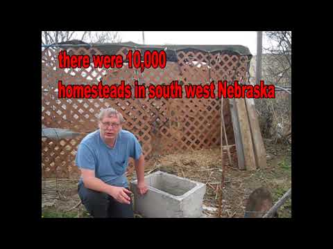 10,000 homesteads & buried Treasure
