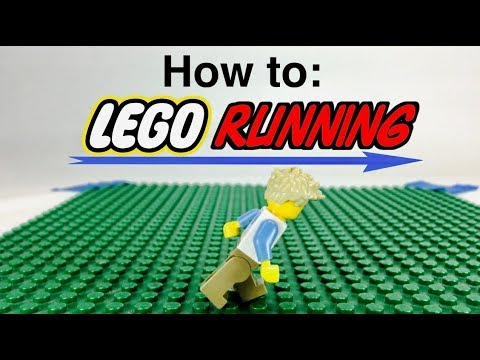 Lego Stop Motion Running | How to