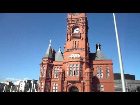 Travel Vlog - Cardiff & Bristol