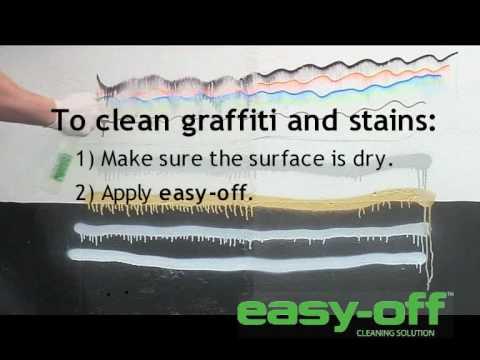 Anti graffiti coating. Graffiti resistant paint. Graffiti removal. Antigraffiti.