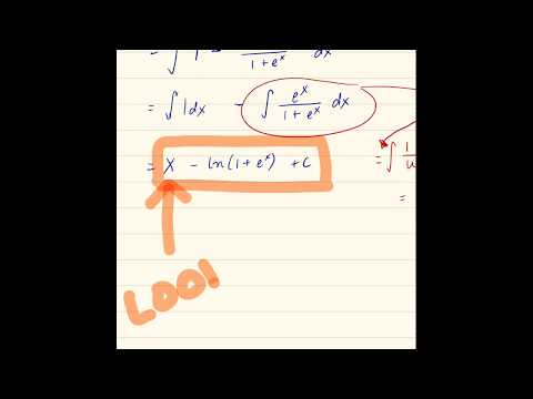 Integration Procedure: Multiply Numerator and Denominator by the Same Factor