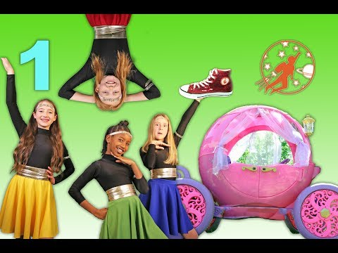High Top Princess: The Mystery of The Magic Shoes 1 - Princess Super Powers from New Sky Kids