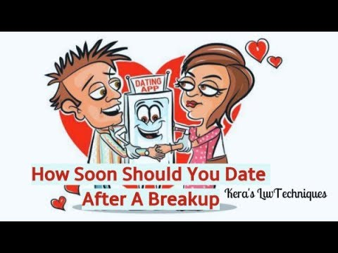 How Soon Should You Date After A Breakup: Dating Tips