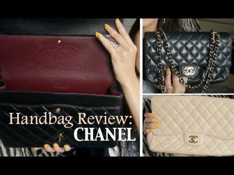 Chanel Classic Jumbo Double Flap Handbag Review - Chanel Bags ... 54bf462a35