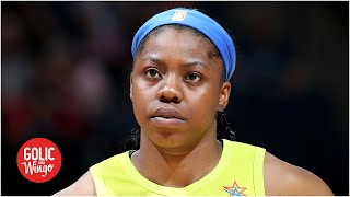 Arike Ogunbowale on the importance of speaking out on the death of George Floyd   Golic and Wingo