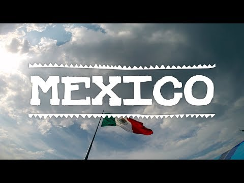 Mexico 2017 | Backpacking through Mexico | Travel diary