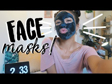 The Best Charcoal Face Mask!