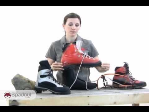 Selecting Mountaineering Boots
