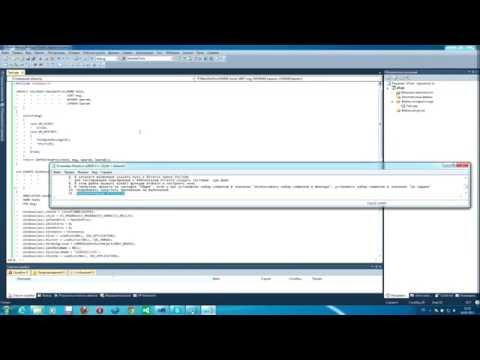 Подключение DirectX SDK к VS2010