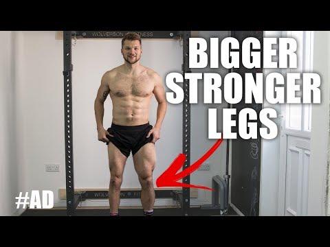 Do These Exercises Bigger Stronger Legs!