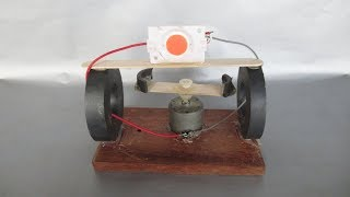Free energy technology magnet motor with light bulbs