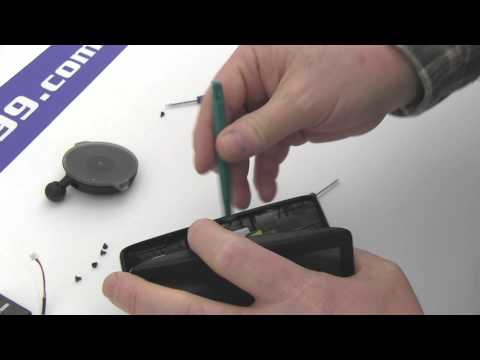 How to Replace Your TomTom Via 1505T Battery