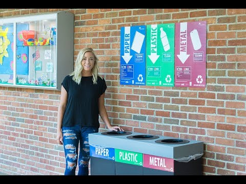 Student Bruins Recycle project enhances campus recycling at KCC