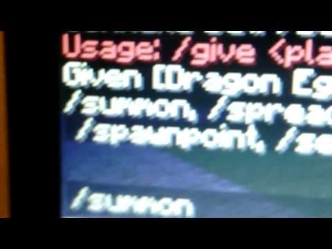 How to get a dragon egg in minecraft 1.8