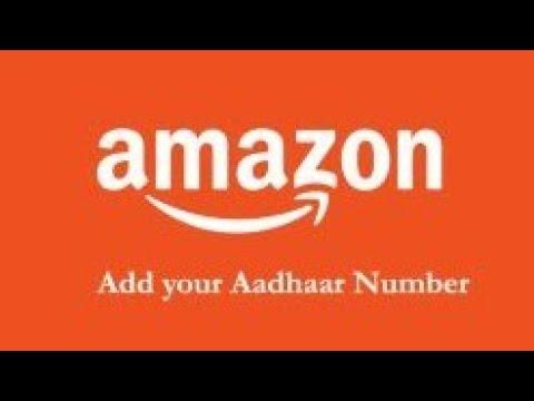 Amazon Pay + Aadhaar card = Full KYC