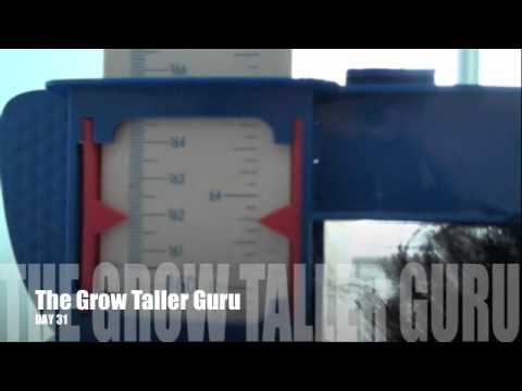 How To Grow Taller in a Week - Day 31 of Michael's Transformation