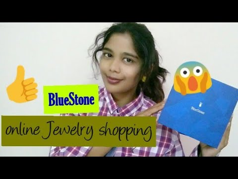 BlueStone  | Online jewelry shopping in India, is it SAFE ! | natty