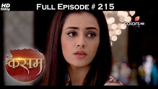 Kasam - 30th December 2016 - कसम - Full Episode (HD)