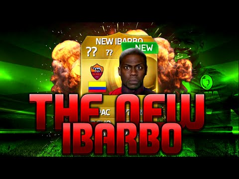 FIFA 15 - THE NEW IBARBO!!! - The New Sweatiest Most Overpowered Player On Fifa 15!!!