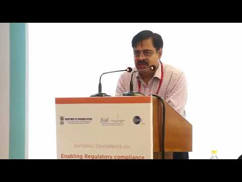 Shri P V Rama Sastry, Joint Secretary, Deptt of Consumer Affairs on Smart Consumer mobile app