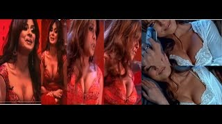 Mahima Chaudhary hot kiss and boob show slow motion