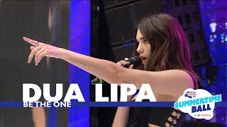 Download Dua Lipa - 'Be The One' (Live At Capital's Summertime Ball 2017)
