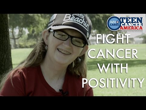 17-Year Old Cancer Survivor on the Power of Staying Positive