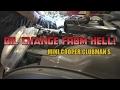 Worst Oil Change Ever? | Mini Cooper S