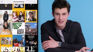 Shawn Mendes Shares His Favorite Instagram Accounts | Teen Vogue