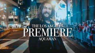 A very special night at the Aquaman LA Premiere!