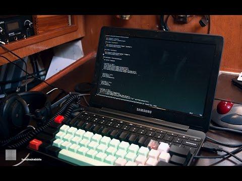 Capsule 3: Using Chrome OS for development