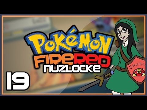 Pokémon Fire Red Nuzlocke - Part 19: CARD KEY