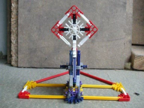 Target for knex guns easy to build : instructions