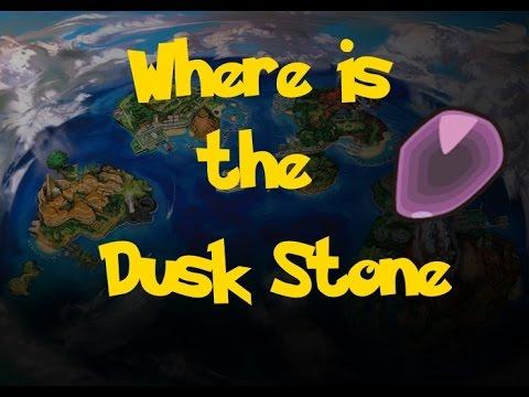 Where Is: The Dusk Stone (Pokemon Sun/Moon)