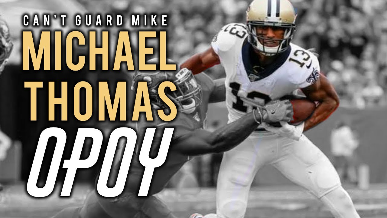 """Michael Thomas 2019 Highlights 