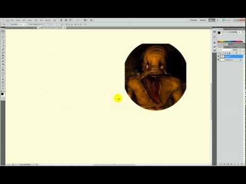 Adobe Photoshop CS5.5 Tutorial - 3 - Layers