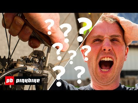 2 Reasons Why Your Disc Brakes Don't Work