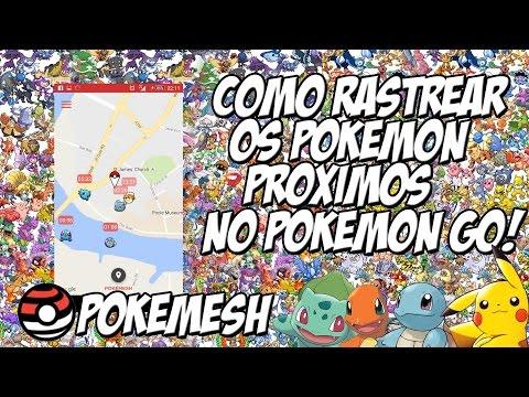 Pokémon Go Rastrear Apos Atualização