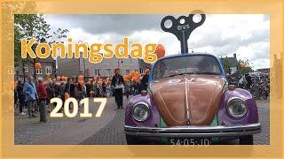 Download Koningsdag in Scherpenzeel Video