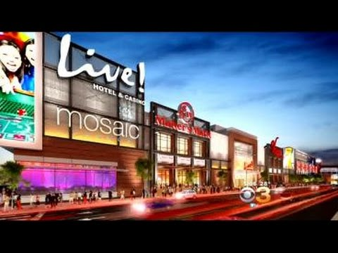 Second Casino License For Philadelphia Awarded To Stadium Complex Project
