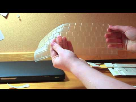 Moshi Clearguard MacBook Pro or Air Keyboard Protector / Cover Unboxing