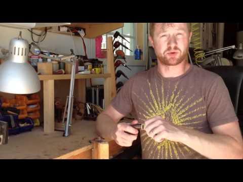 Machining A Pipe Stem